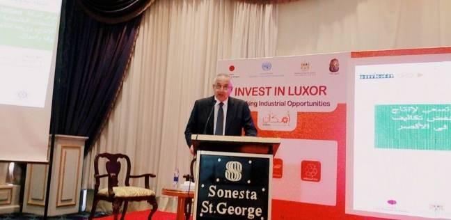 وزير التجارة: التنمية المستدامة في الصعيد على رأس أولويات الحكومة