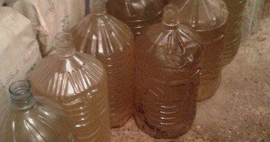 شرطة التموين تحبط تهريب 104 آلاف لتر مواد بترولية مدعمة للسوق السوداء