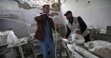 المرصد السورى: الحرب فى سوريا خلفت أكثر من 350 ألف قتيل خلال 7 سنوات