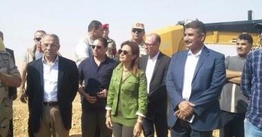 سحر نصر: الصندوقان السعودى والكويتى يمولان تنمية سيناء بـ1.2 مليار دولار