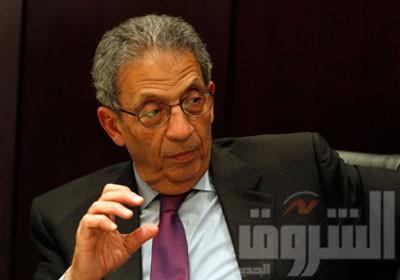 عمرو موسى: الشعوب لن تفنى.. ولا يصح أبدا أن يتسرب اليأس إلى قلوبنا