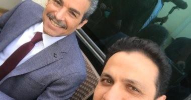 بيتر ميمى عن الفنان أحمد عبد العزيز: انتظروا جلال بيه خطاب فى كلبش 3