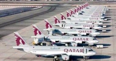 خسائر الخطوط الجوية القطرية تجبر الشركة على إلغاء رحلاتها الجوية