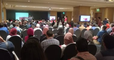3700 طبيب شاركوا بثانى أيام المؤتمر الدولى الرابع لطب الأسنان بمقر النقابة