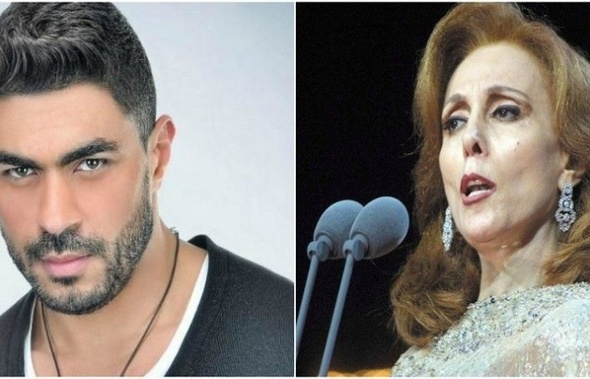 خالد سليم يهنئ فيروز بعيد ميلادها: «سبب من أسباب حبي للغناء»