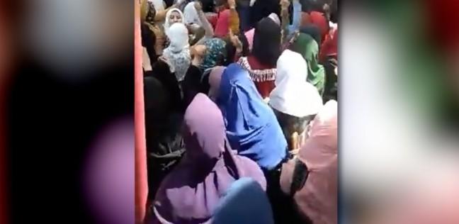 """مصدر أمني يفجر مفاجأة: حادث اختطاف طالبة أزهر أسيوط """"وهم"""""""