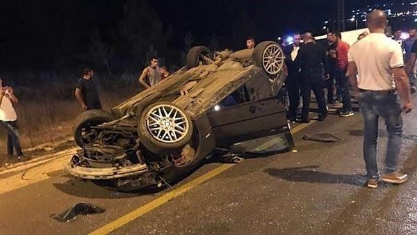 إصابة رئيس المصري الأسبق وزوجته ومصرع حفيدته في حادث سير ببورسعيد