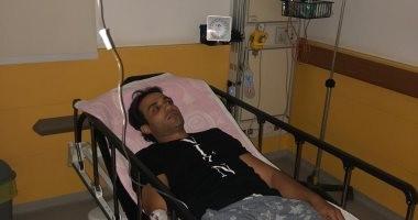 """نقل أحمد فهمى للمستشفى بسبب ضغط تصوير """"الواد سيد الشحات"""""""