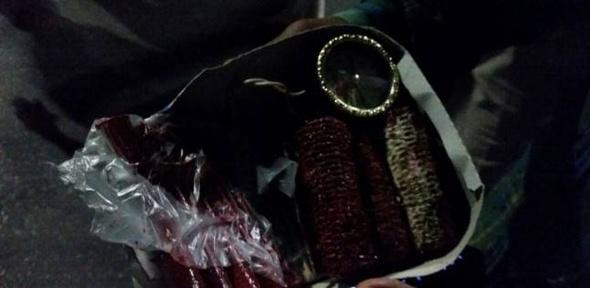 العثور على قنبلة هيكلية بجوار محطة مترو شبرا الخيمة
