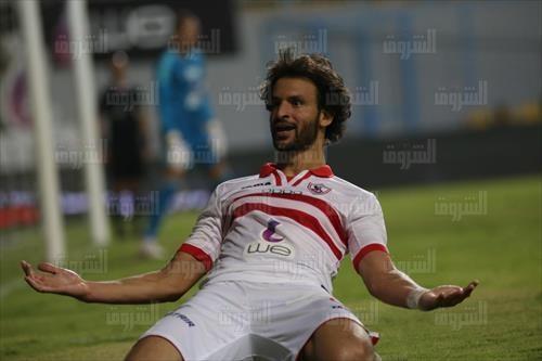 محمود علاء رابع مدافع في الدوري يحرز «هاتريك»