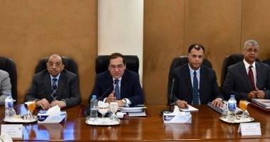 وزير البترول يبحث نتائج أعمال الجمعيات لشركات القاهرة وأسيوط والعامرية للتكرير