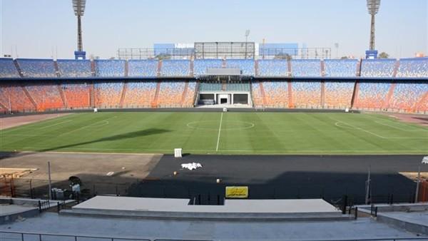 شاهد أحدث فيديو وصور لـ استاد القاهرة قبل كأس أمم إفريقيا