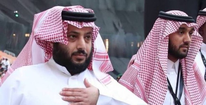 «تركي آل الشيخ» يطالب بزيادة عدد المحترفين في الدوري المصري