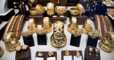 أسعار الذهب ترتفع جنيهين بمستهل تعاملات الأسبوع وعيار 21 بـ633 جنيها للجرام