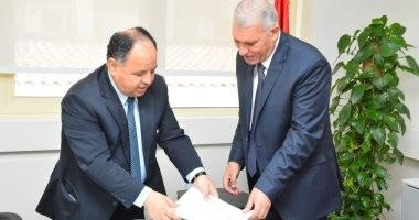 وزير المالية ينتدب كمال نجم رئيسًا جديدًا لمصلحة الجمارك