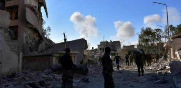 """مساعدات إنسانية روسية جديدة لـ""""دمشق"""""""