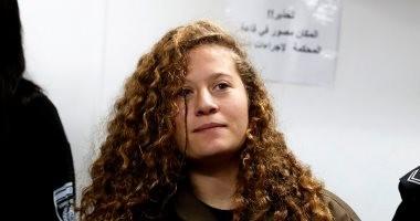 """بسمة وهبة تشيد بالفلسطينية """"عهد"""" فى يوم المرأة العالمى: رمز الصمود والعزة"""