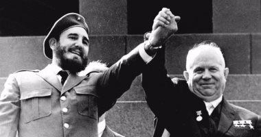 بالصور والفيديو.. فيدل كاسترو والرعب النووى السوفيتى لأمريكا