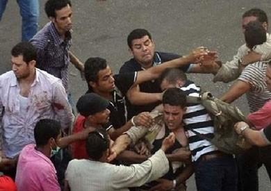 إصابة 10 أشخاص في مشاجرتين بإمبابة وأرض اللواء
