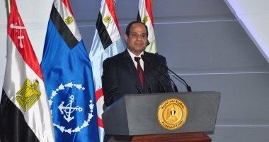 السبسى يدعو الرئيس السيسى لحضور مؤتمر تونس الاقتصادى 29 نوفمبر