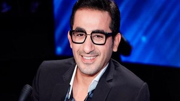 أحمد حلمي: عندي طلب واحد بخصوص شريف مدكور