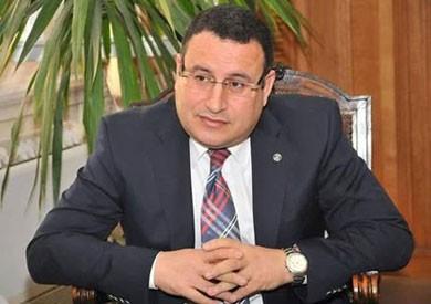 مجلس جامعة الإسكندرية يهنىء «قنصوة» بمنصب المحافظ