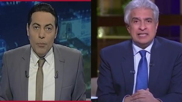 حبس الإبراشي والغيطي 6 أشهر بتهمة التأثير على سير تحقيقات النيابة والرأي العام