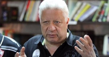 مرتضى منصور يطالب لاعبى الزمالك بالفوز على الأهلى لمصالحة الجماهير