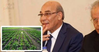 """""""الزراعة"""" تكشف عن خطة عاجلة للتنمية الزراعية الشاملة فى سيناء"""