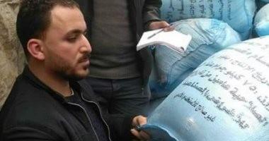 ضبط 30 طن طعام فاسد فى حملة مكبرة بالقناطر الخيرية