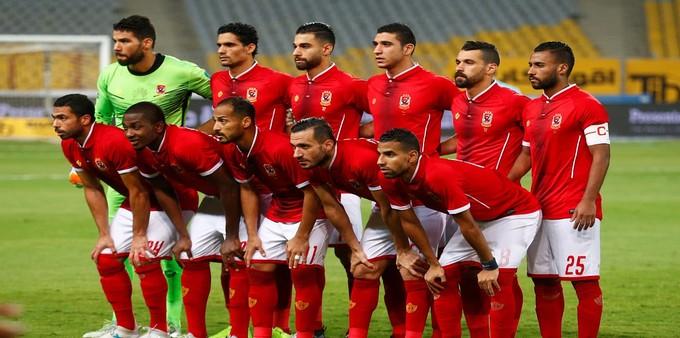 الأهلي يفوز بجائزة أفضل نادي في مصر لعام 2017