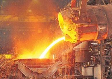 «القابضة للصناعات المعدنية»: لا نية لتصفية شركة الحديد والصلب