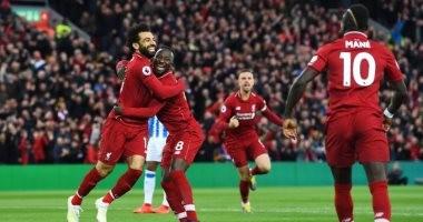 اخبار نادي ليفربول اليوم عن المباريات المتبقية بالدوري واهداف صلاح