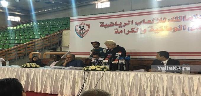 مرتضى يتهم أحمد سليمان بالسمسرة والقتل.. ويستعرض حسابات النادي بالبنوك