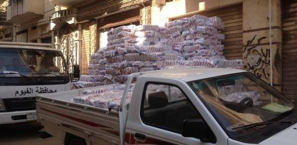 """التموين: مستعدين لتوفير أي كميات من السكر لـ""""السلاسل التجارية"""" بالقاهرة"""