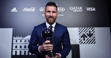 جوائز The Best.. ليونيل ميسى أفضل لاعب في العالم 2019