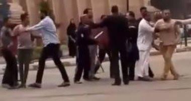 إصابة 4 أشخاص فى مشاجرة بسبب خلافات الجيرة بالمنوفية