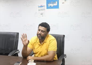 محمد جمعة لـ«الشروق»: أخوض تجربة البطولة المطلقة في رمضان 2020