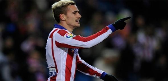 جريزمان: لن أرحل لريال مدريد.. الأمر مستحيل لسبب واحد