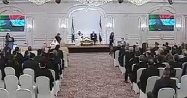 تعرف على الاتفاقيات الموقعة بين مصر والسعودية بحضور السيسي وولى العهد