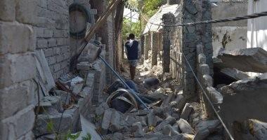 إندونيسيا ترسل مساعدات إغاثة ومستلزمات عاجلة إلى جزيرة لومبوك
