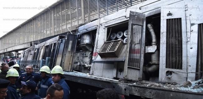 مصر | مصدر بـ«السكة الحديد» يكشف لـ«الوطن» كيف حدث حريق محطة مصر