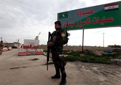 قيادة عمليات محافظة نينوى العراقية: اختطاف شرطيتين جنوب الموصل