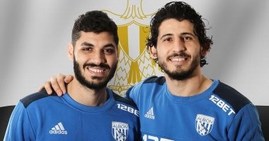 أحمد حجازى أساسيا وعلى جبر احتياطيا فى مباراة وست بروميتش وساوثهامبتون