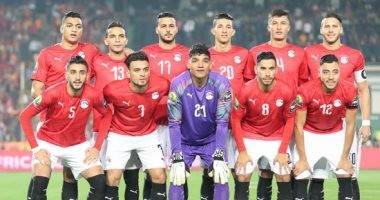 صور.. انطلاق مباراة مصر ومالى فى افتتاح أمم إفريقيا تحت 23 سنة