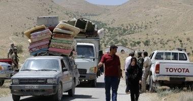 مصدر أردنى: 28 ألف سورى غادروا الأردن منذ فتح الحدود