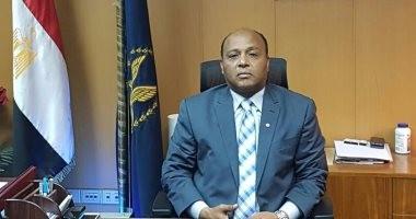 مدير أمن الغربية: قطار طنطا المنصورة لم يخرج عن مساره