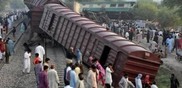 مقتل 44 وجرح أكثر من 80 شخصا في تصادم قطارين بإيران