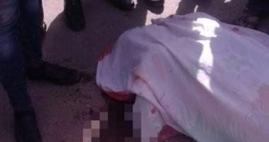 مصرع مدرسة سقطت تحت عجلات قطار بأسيوط