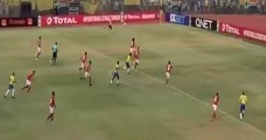 فيديو.. صن داونز يضيف الهدف الثالث فى شباك الأهلى مع بداية الشوط الثانى